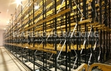 Mobile Pallet Racking Systems
