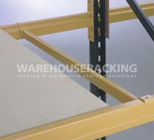 Stepped Racking Shelf Support