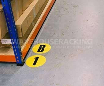 Warehouse Floor Marking