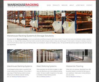 E-Commerce Racking